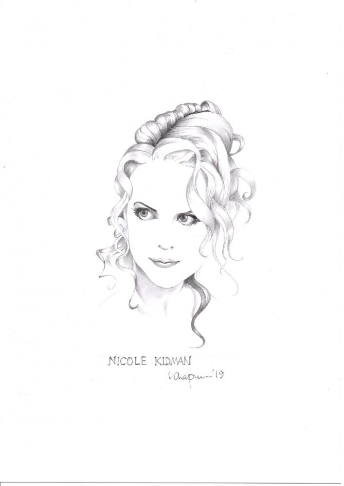 Nicole Kidman por TinkerTailor